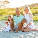 Brian McGill and his family